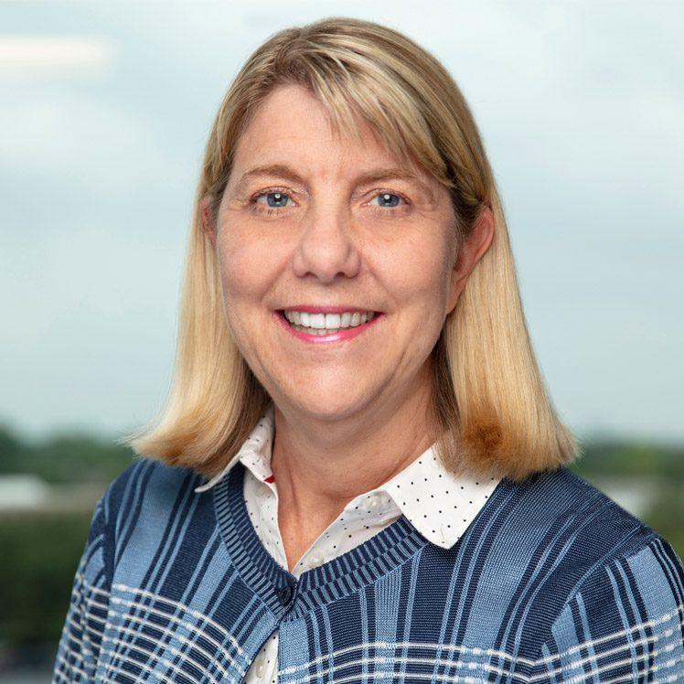 Photo of Linda A. Livingstone, Ph.D.