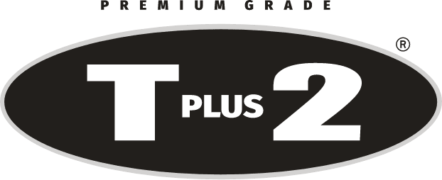T Plus 2® Logo
